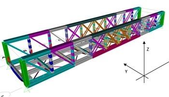 Puente Ferroviario sobre Río Primer