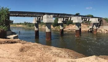 Puente ferroviario sobre Río Saladillo